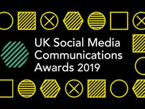 Social media awards header