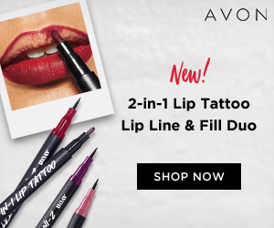 Avon Lip Tattoo