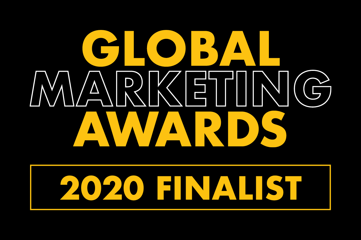 Finalist in the 1st Global Marketing Awards